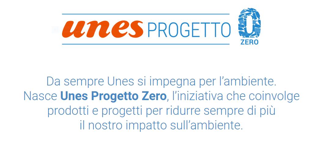 Unes Progetto Zero