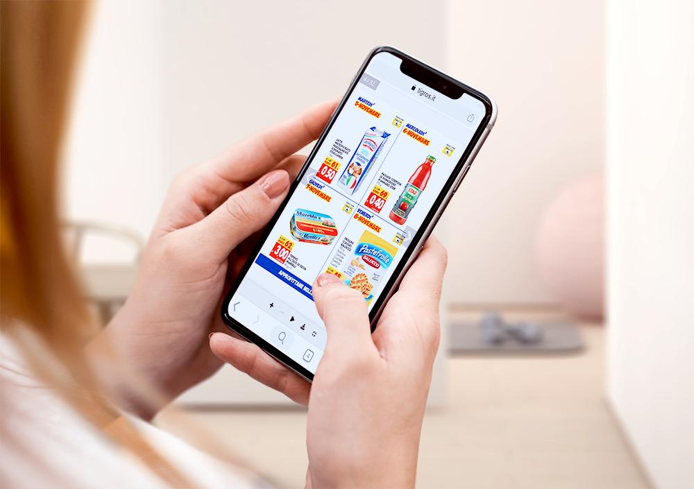 volantino digitale app
