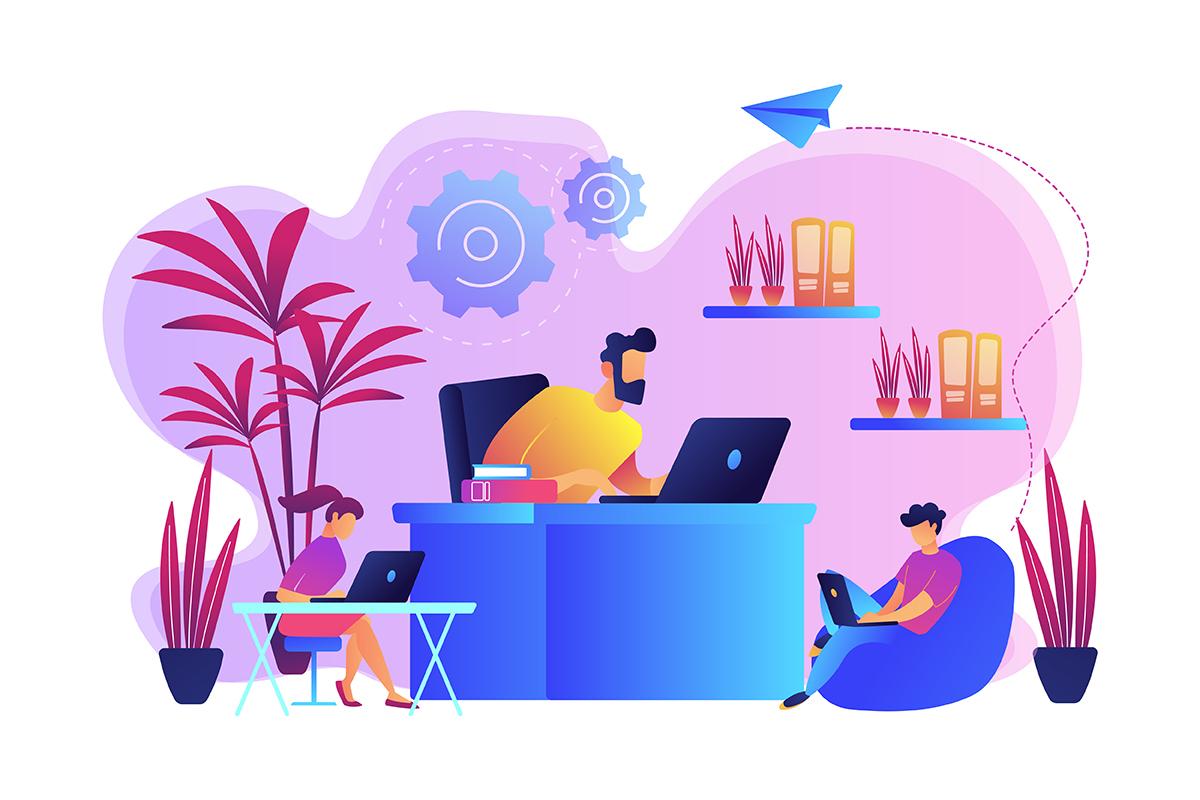 Nuovi spazi di lavoro e di vita