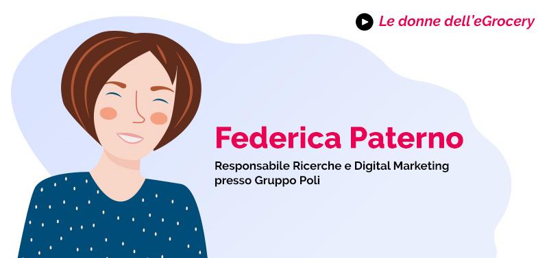 Intervista a Federica Paterno