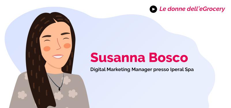 Intervista a Susanna Bosco